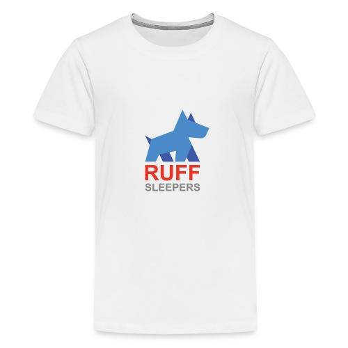 ruffsleepers logo 01 - Kids' Premium T-Shirt