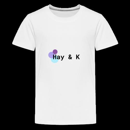 Hay & K - Kids' Premium T-Shirt