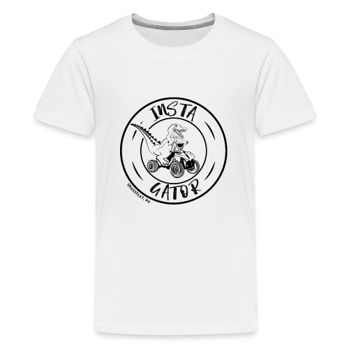 Insta Gator - Kids' Premium T-Shirt