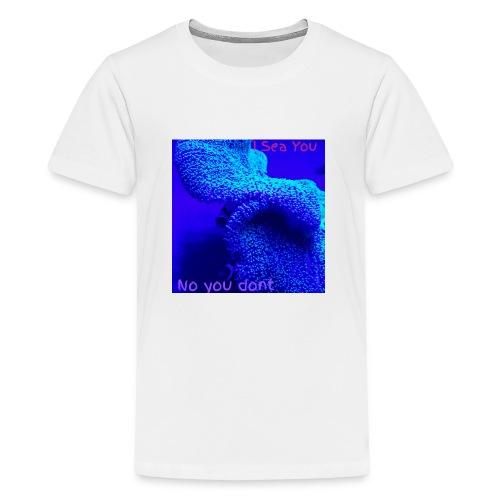 I sea You - Kids' Premium T-Shirt
