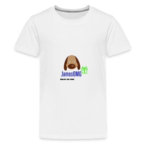 James Merch - Kids' Premium T-Shirt