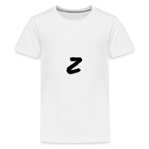 "Premium Zen07 ""Z"" Logo - Kids' Premium T-Shirt"
