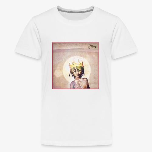 Album art work king kasey - Kids' Premium T-Shirt