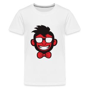 red monkey - Kids' Premium T-Shirt
