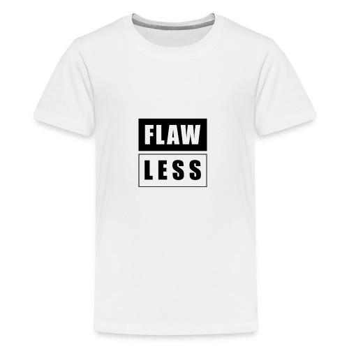 FLAW LESS - Kids' Premium T-Shirt