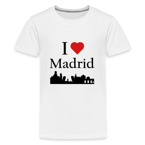 I Love Madrid - Kids' Premium T-Shirt