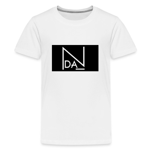 DAN Talent Group - BLACK BACK GROUND - Kids' Premium T-Shirt