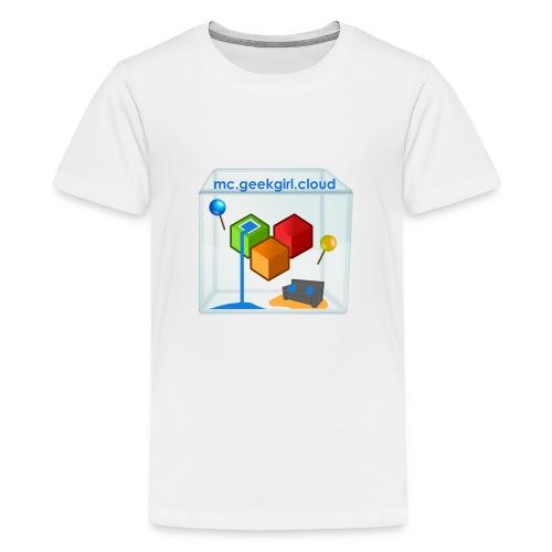 geekgirl.cloud logo - Kids' Premium T-Shirt