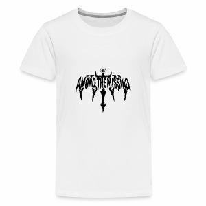 "Among The Missing ""Illuminati"" Logo - Kids' Premium T-Shirt"