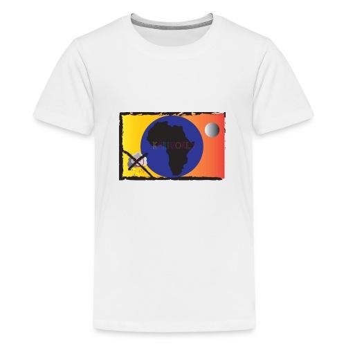 KariworlD OG logo - Kids' Premium T-Shirt