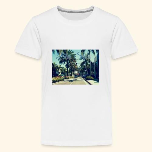 Blue Skies Beverley Hills Edition - Kids' Premium T-Shirt