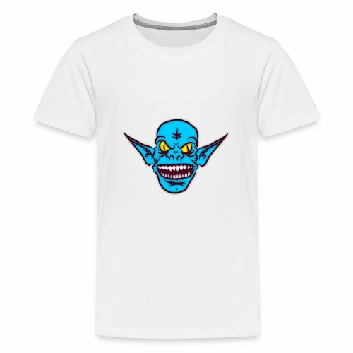 Monstre 01 - Kids' Premium T-Shirt