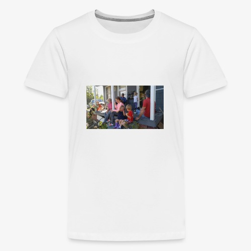 A family Gathering - Kids' Premium T-Shirt