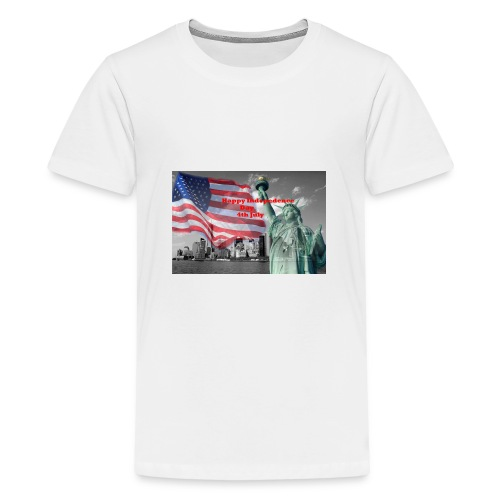 USA Independence Day - Kids' Premium T-Shirt
