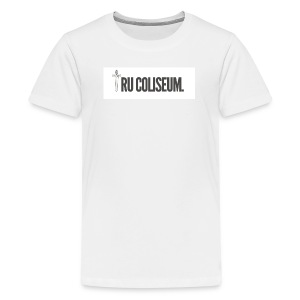 Tru Coliseum official Logo - Kids' Premium T-Shirt
