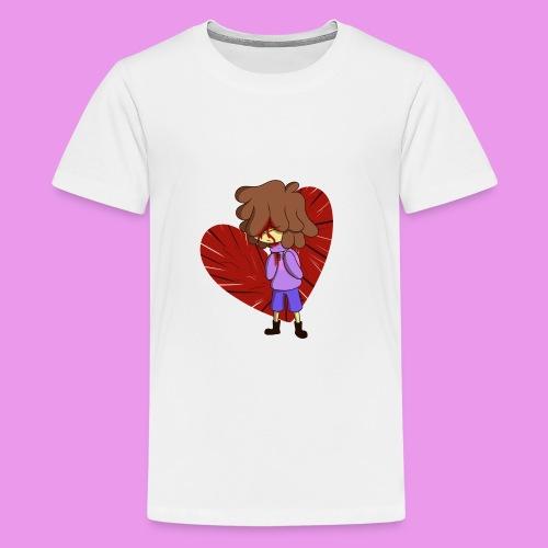 Zombie Frisk - Kids' Premium T-Shirt
