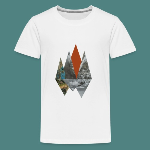 Peaks - Kids' Premium T-Shirt