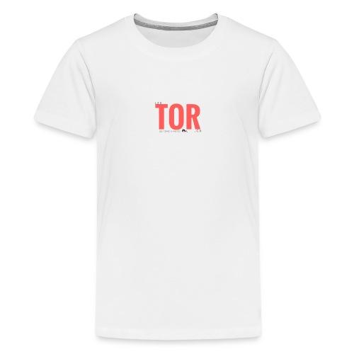 Logo officiel des Terre-O-Ristes - Kids' Premium T-Shirt