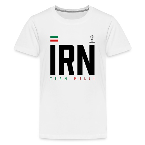 Iranian Apparel World Cup Tee - Kids' Premium T-Shirt