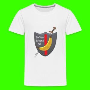 GoldenBanana 58 - Kids' Premium T-Shirt