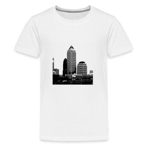 ATL city - Kids' Premium T-Shirt