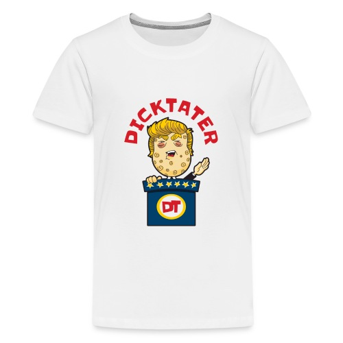 DickTater - Kids' Premium T-Shirt