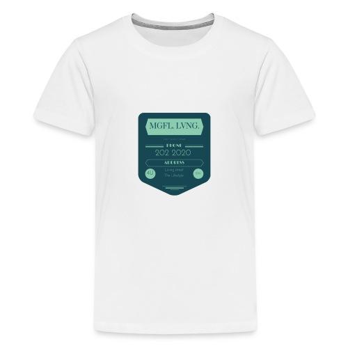 1MeaningfulLiving4U - Kids' Premium T-Shirt