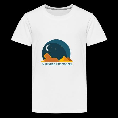 Nubian Nomads - Kids' Premium T-Shirt