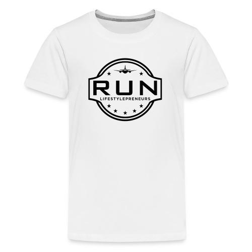 Rank Up Now - Lifestylepreneurs - Kids' Premium T-Shirt