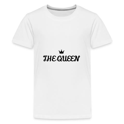 THE QUEEN SHIRT - Kids' Premium T-Shirt