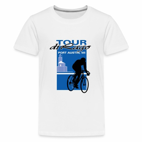 Tour di Lago - Kids' Premium T-Shirt