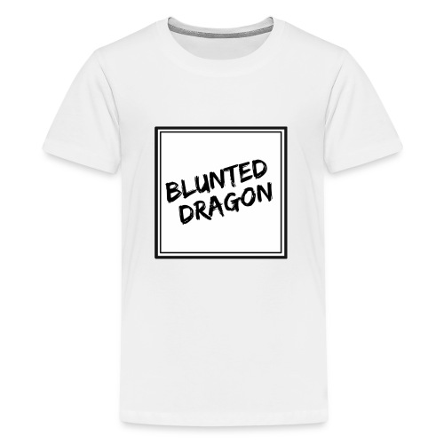 Square painted logo - Kids' Premium T-Shirt
