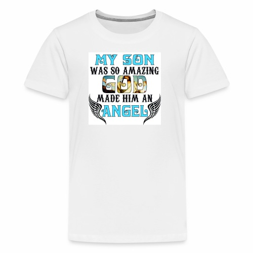 Angel Son - Kids' Premium T-Shirt