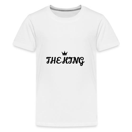 THE KING SHIRT - Kids' Premium T-Shirt