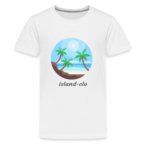 Island clothing - Kids' Premium T-Shirt