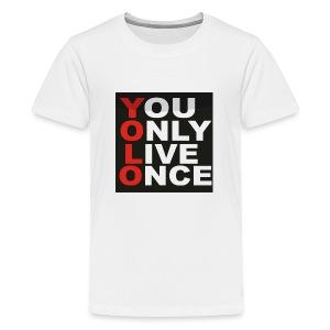 Screenshot 20171216 000320 - Kids' Premium T-Shirt