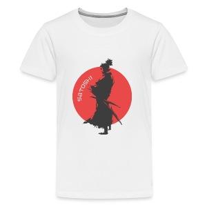 Satoshi Nakamoto Tribute - Kids' Premium T-Shirt