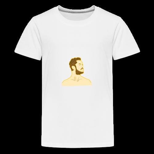 Fan art of Dan Reynolds - Kids' Premium T-Shirt