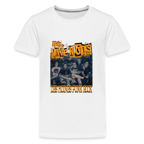 Have Nots original line up shirt 2 - Kids' Premium T-Shirt
