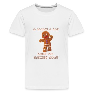 National Gingerbread Day - Kids' Premium T-Shirt