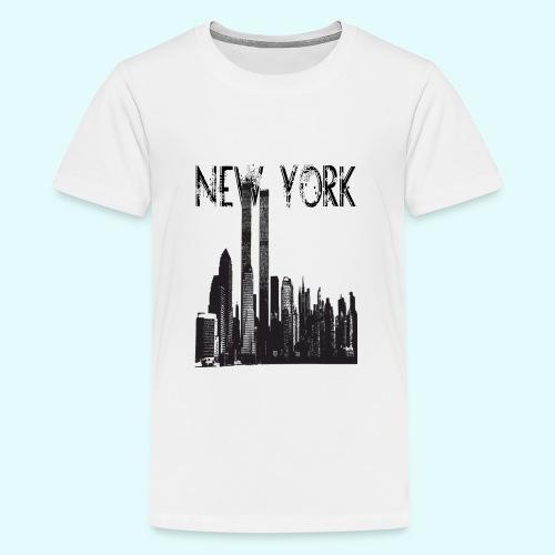 NEW_YORK - Kids' Premium T-Shirt