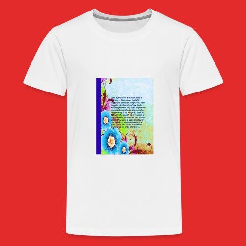 Warrior princess - Kids' Premium T-Shirt