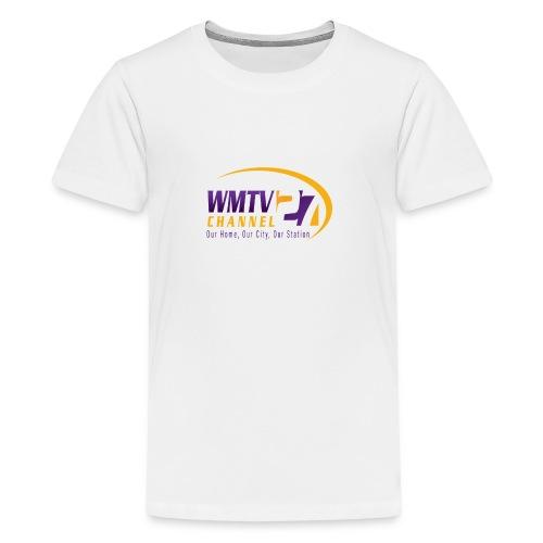 WMTV Merchandise - Kids' Premium T-Shirt