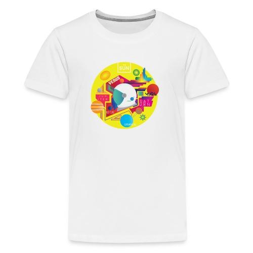 Cosmonaut DESIGN - Kids' Premium T-Shirt