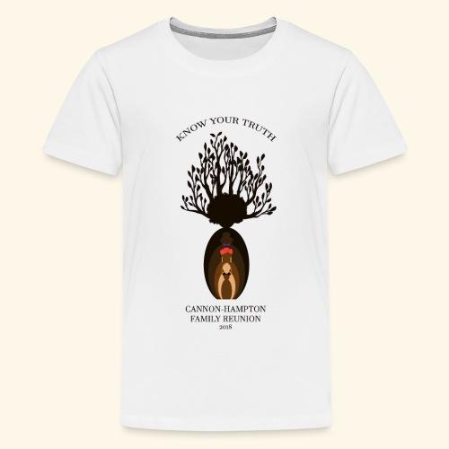 Family Tree - Kids' Premium T-Shirt