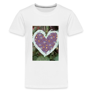 IMG 20180328 152154 its the heart of true love - Kids' Premium T-Shirt