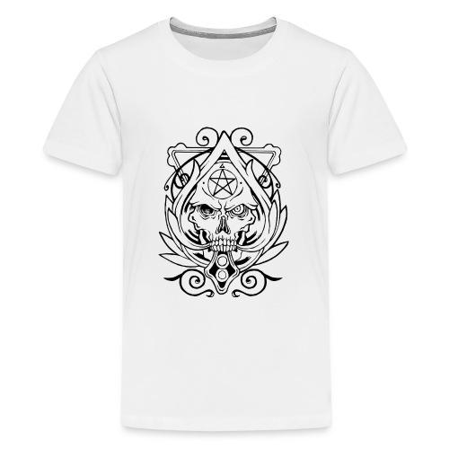 Skull Devil Inside - Kids' Premium T-Shirt