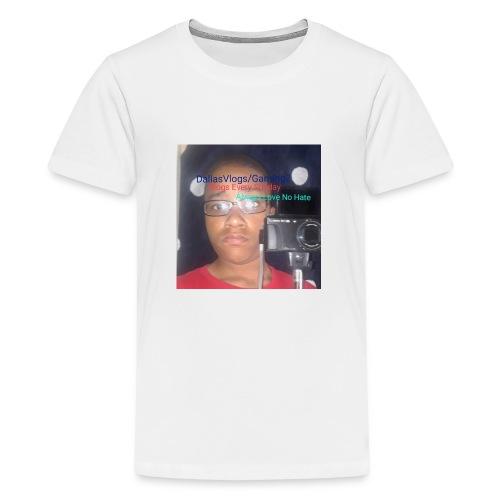 DallasVlogs/Gaming - Kids' Premium T-Shirt