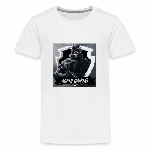Agentgaming hoodie - Kids' Premium T-Shirt