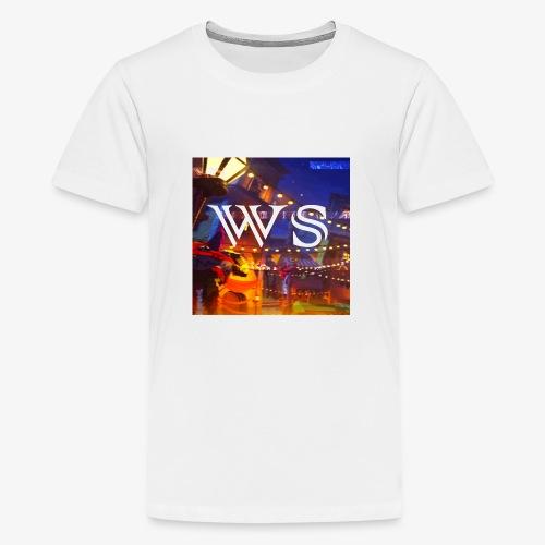 WindShot Logo 1 - Kids' Premium T-Shirt